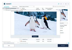 Como restaurar documentos con Wondershare Data Recovery